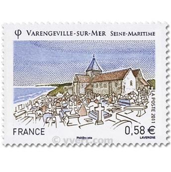 n.o 4562 -  Sello Francia Correos