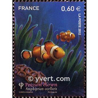 n.o 4646 -  Sello Francia Correos