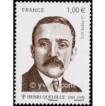 n.o 4635 -  Sello Francia Correos