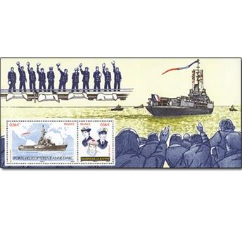 n° 46 -  Selo França Blocos lembrança