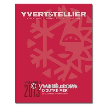 OUTRE-MER Volume 2 - 2013 (Timbres des pays d´Outre-Mer de C à D)