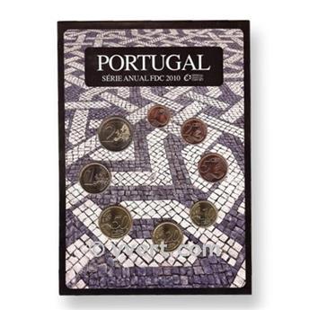 SÉRIE PORTUGAL 2010 PLAQUETTE