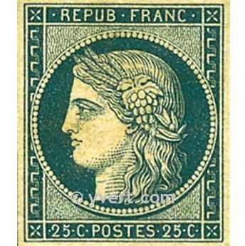 nr 4 obl. - Type Cérès.