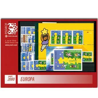 2000** - Année complète neuf EUROPA