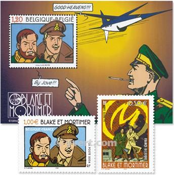 2004 - Joint issue-France-Belgium