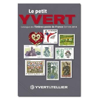 LE PETIT YVERT 2014