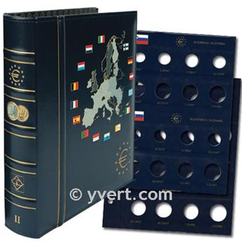 Álbum VISTA II - EURO - LEUCHTTURM®