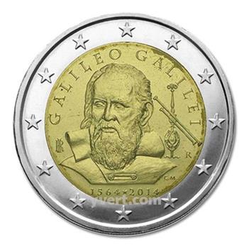 €2 COMMEMORATIVE COIN 2014 : ITALY 2014