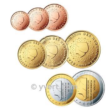 KIT EURO PAÍSES BAIXOS