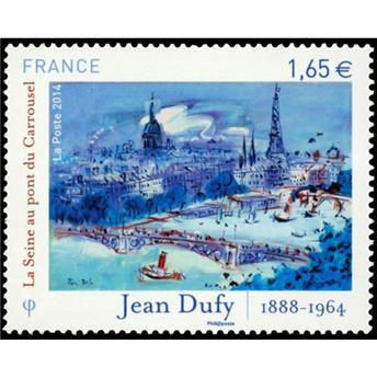 n.o. 4885 - Sello Francia Correos
