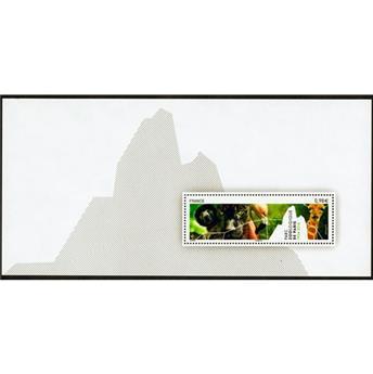 n° 96 - Timbre France Blocs souvenirs