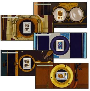 n° 101/106 - Timbre France Blocs souvenirs