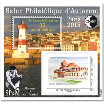 n° 70b - Selo França CNEP (SPM - Prova de luxo)