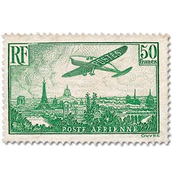 n° 14* -  Timbre France Poste aérienne