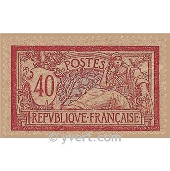 n.o 119 -  Sello Francia Correos