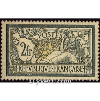 n° 122 -  Selo França Correios