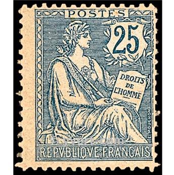n.o 127 -  Sello Francia Correos