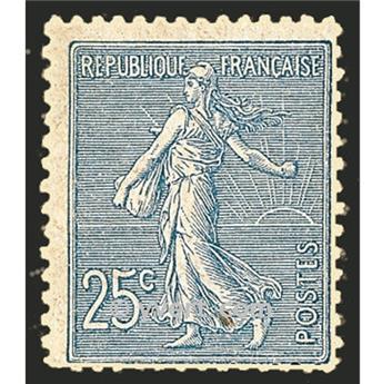 n.o 132 -  Sello Francia Correos