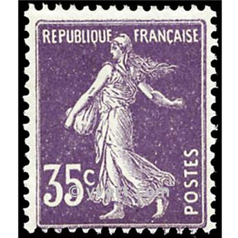 n° 142 -  Timbre France Poste