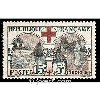 n° 156 -  Timbre France Poste