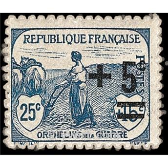 n° 165 -  Timbre France Poste