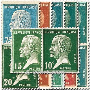 n° 170/181 -  Selo França Correios