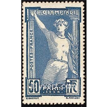n° 186 -  Timbre France Poste