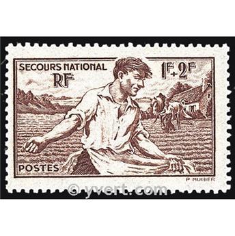 nr. 467 -  Stamp France Mail