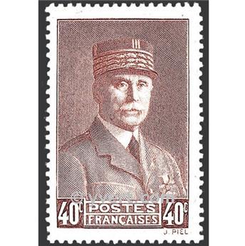 n.o 470 -  Sello Francia Correos