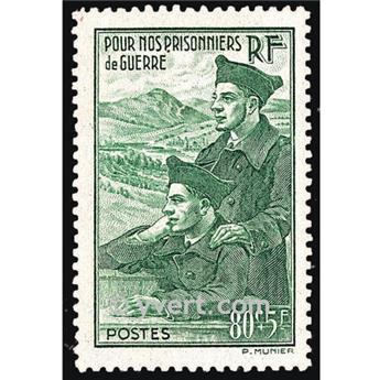 n° 474 -  Selo França Correios
