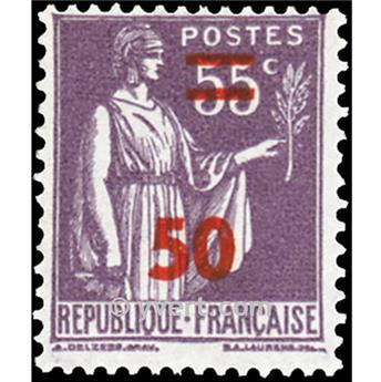 n.o 478 -  Sello Francia Correos