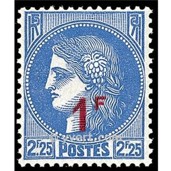 n° 487 -  Timbre France Poste