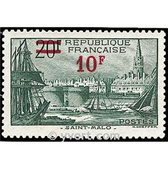 n° 492 -  Selo França Correios