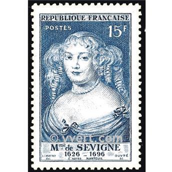 nr. 874 -  Stamp France Mail
