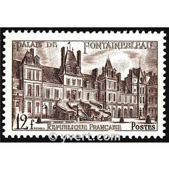 n.o 878 -  Sello Francia Correos