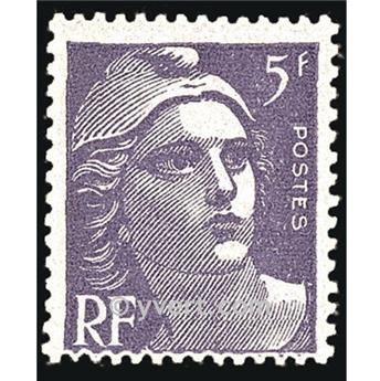 n.o 883 -  Sello Francia Correos