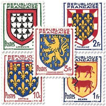 nr. 899/903 -  Stamp France Mail