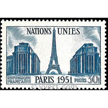 n° 912 -  Selo França Correios