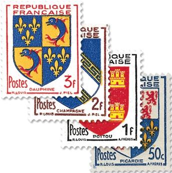 n° 951/954 -  Timbre France Poste