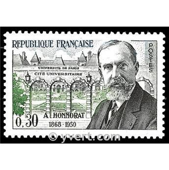 nr. 1277 -  Stamp France Mail