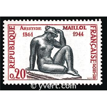 n° 1281 -  Timbre France Poste
