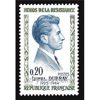 n° 1289 -  Selo França Correios