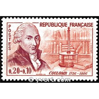 n° 1297 -  Timbre France Poste
