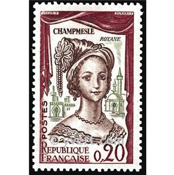 n° 1301 -  Timbre France Poste