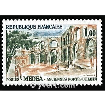 n.o 1318 -  Sello Francia Correos