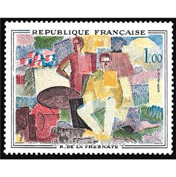 n° 1322 -  Selo França Correios