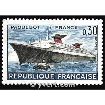 n.o 1325 -  Sello Francia Correos