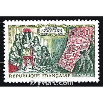 n° 1343 -  Selo França Correios