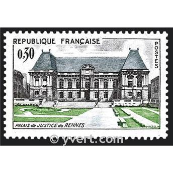 n° 1351 -  Selo França Correios