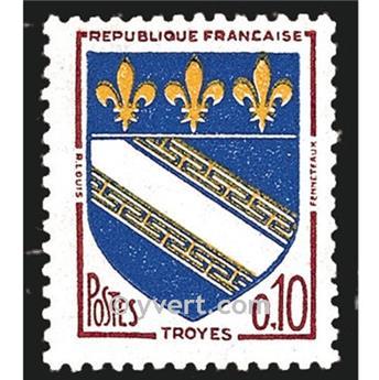 n° 1353a -  Selo França Correios